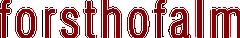Forsthofalm - Das Blog
